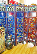 traditional moroccan screen