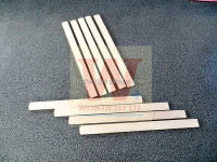 promotion wood paint paddle sticks stir