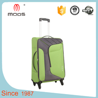 3 Piece Travel Bag Spinner Leather