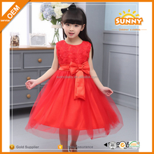 Best Quality Chiffon Frocks Designs/Children Summer Clothes Pictures Frocks for Girls