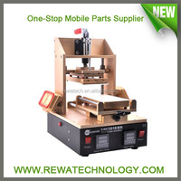 5 in 1 Frame Remover,LCD Cutting,LCD OCA Glue Scraper and LCD Frame Installer Machine
