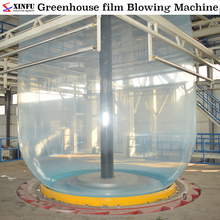 3 layer 20 meter PE Blown Film Extrusion Machine