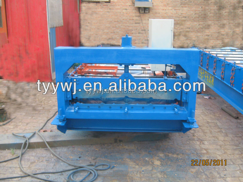 most popular -metal roofing tiles roll forming machines