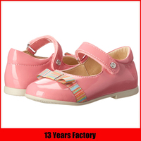 hot sale italian latest new design high quality fashion lovely sweet girls fancy wholesale children's shoes
