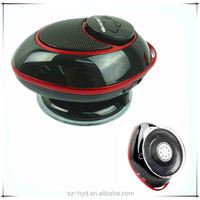 Splash proof portable bluetooth receiver for speakers NT-BP0073
