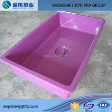 Indoor use high quality frp fish farm tank for for fish breeding