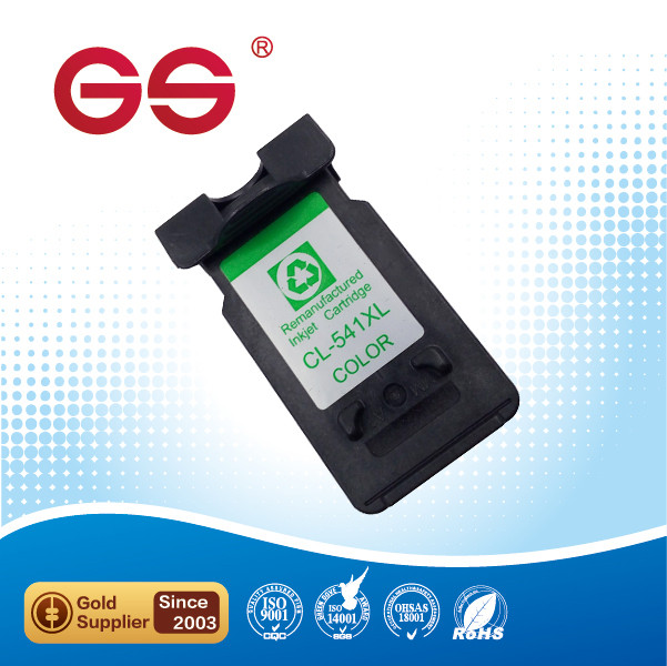 Remanufactured 540 541 PG-540xl CL-541xl Printer Ink Cartridge For Canon