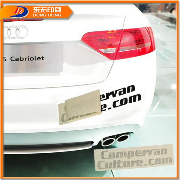 Custom die cut stickers car styling vehicle body stickers