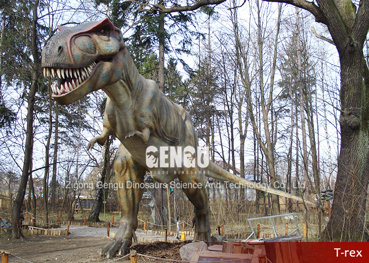 Attractive Animatronic 3D Large Dinosaurs For Sale