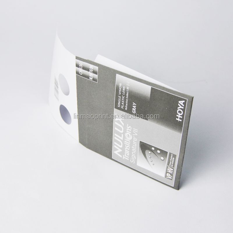 New fashion envelope with fabric packaging for opticians /camera / scanner / laser / watch lenses