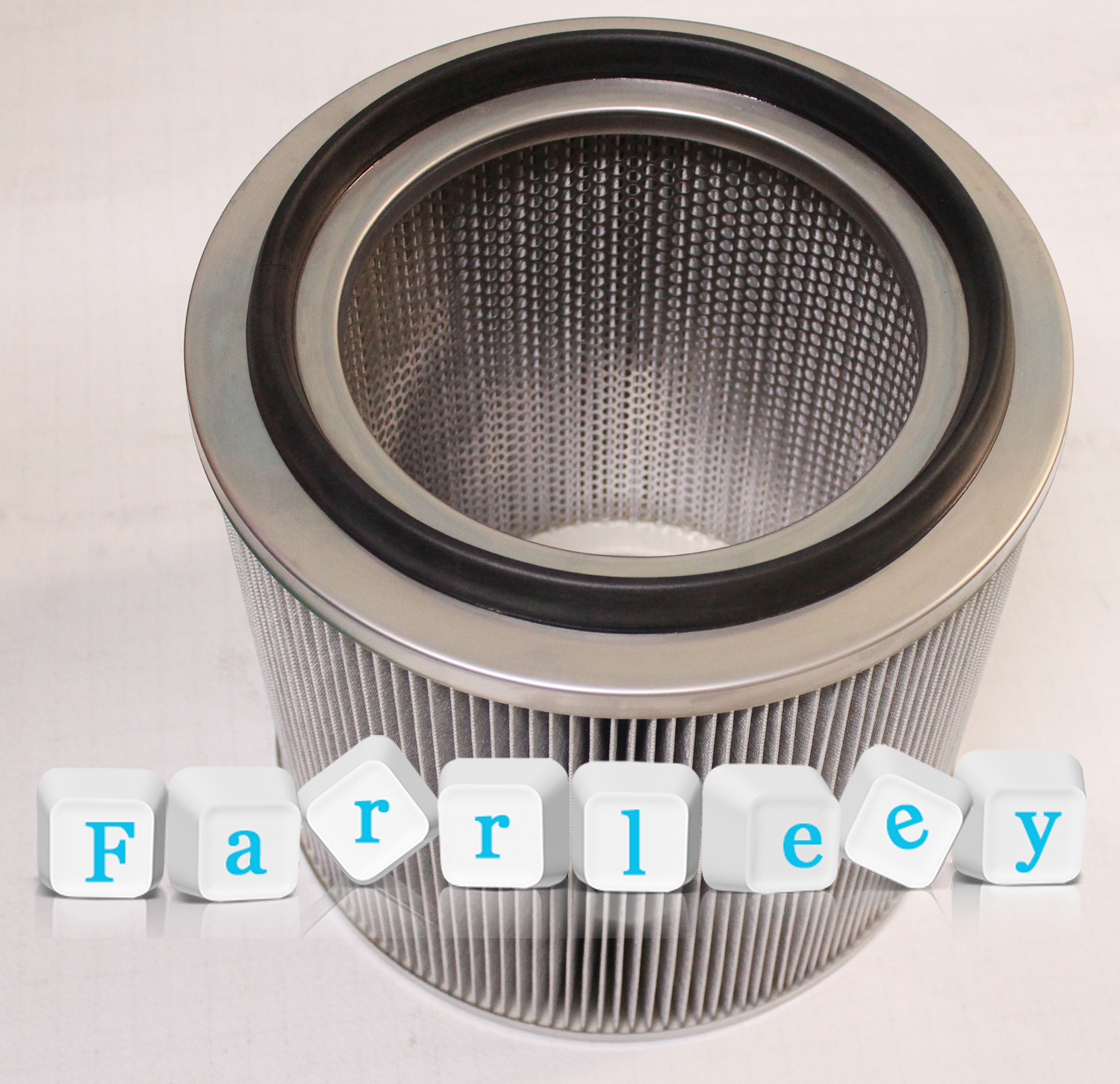 Farrleey Anti-static Pleated Air Filter Cartridge