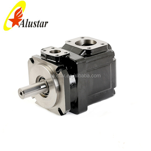 Compact Low Price Best Quality High Working Pressure Parker Denison T6C T6D T6E JCB Hydraulic Vane Pump