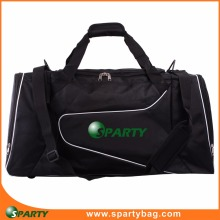 High quality black durable travel bag sports duffle bag
