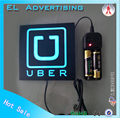 Big size el advertising panel el lighting advertising led advertising lights