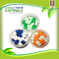 safety capsule shell empty hard capsule with kinds of colors