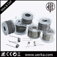 THC best selling spools 20, 22, 24, 26, 28, 30, 32 AWG atomizer resistance wire/coil, ni200, twisted wire, clapton wire