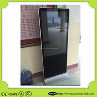 "competitive price 42"" floor standing Touch Screen Lcd Digitizer Monitor Led touch screen pc tv all in one"