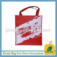 2015 New Arrival Shopping Non Woven Foldable Bag