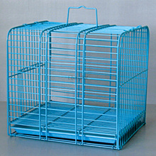 Cheap Poultry Farming Equipment Large Foldable Metal Dog Cage