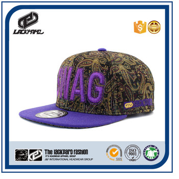 customize snapback caps and hats manufacturer
