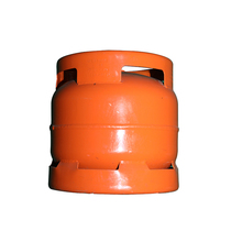 High Performance cooking used 5 kg gas cylinder