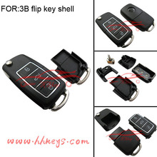 Replacement VW B5 Style Waterproof Remote Duplicator key Shell