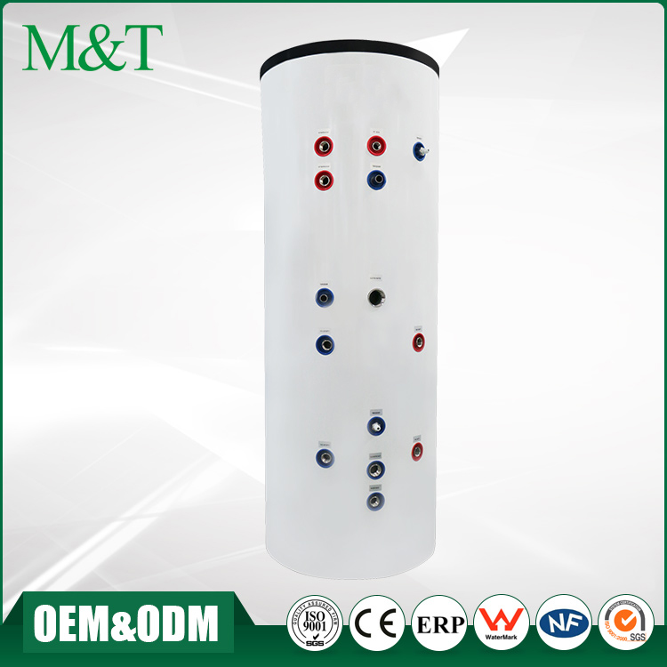 Storage hot water multifunctional tank 500L