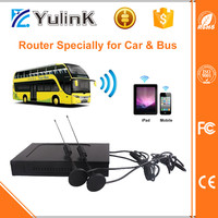 Hot 12v Industrial Vehicle 4G 3G WIFI Router for Buses and Cars