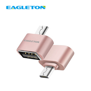 Colorful Mobile Phone OTG Adapter to Type C Connection OTG Type C USB Adapter