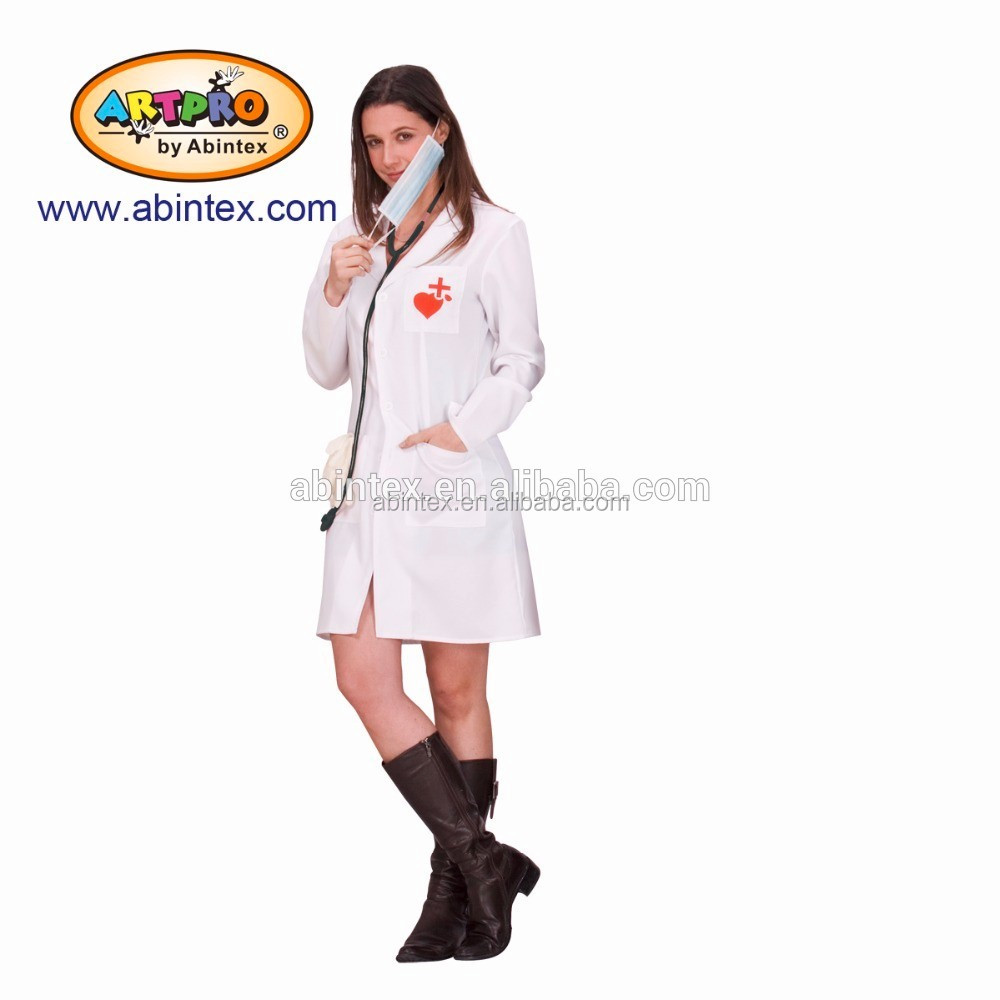 Hot nurse costume (09-280) as Sexy lady costume with ARTPRO brand