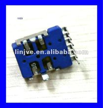 Power Amplifier remote control potentiometer