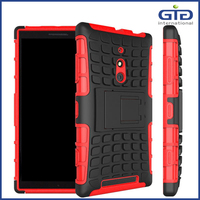 [GGIT] China Wholesale TPU+PC Mobile Phone Cases with Holder for Nokia