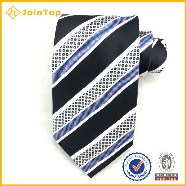 Custom unique woven necktie cheap tie clips
