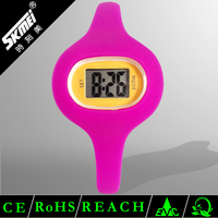 good-looking popular 2011 newest silicone jelly watches