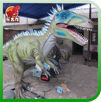 Funny dinosaur project for theme restaurant for sale