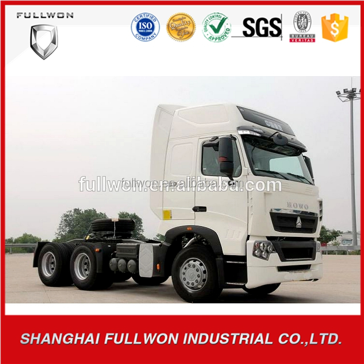 New Style Factory Directly Provide HOWO T7 TGX400 6 wheels tow truck