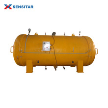 pressure tank for rubber processing