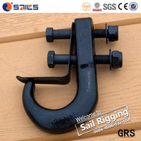 Carbon Steel Forged High Tensile Car Trailer Tow Hook