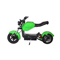 Europe Warehouse Big Two Wheels Citycoco 2000W 60V Electric Scooter Motorcycle