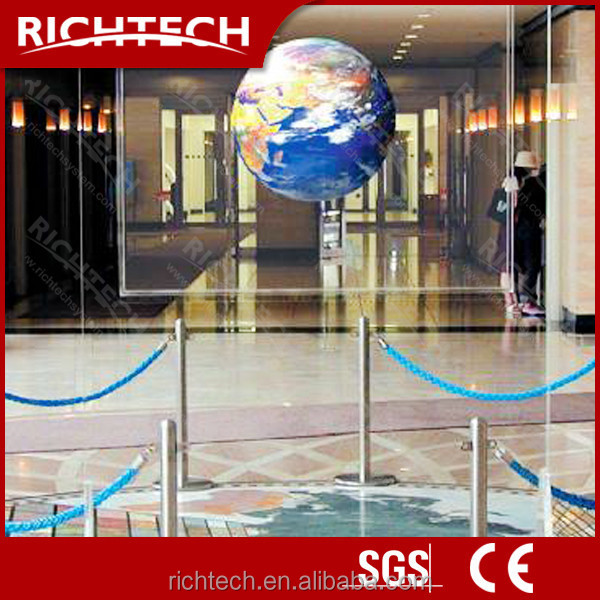NEW! Rear transparent holographic projection film 3d hologram display