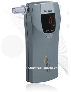 ALCOSCENT DA-5000 Digital breathalyzer