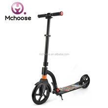 230mm Big Wheel Adult Foot Bike Scooter for Sale