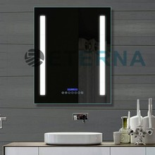 Popular UL ETL Bathroom Decoration LED Bathroom Mirror In The USA