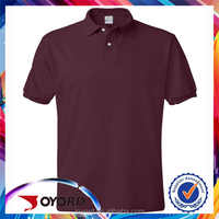 OEM Service Design Heat Transfer Subliamted 100% Polyester Dry Fit Men's Polo Shirts