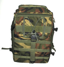 High quality waterproof camo camera backpack laptop backpack military bags