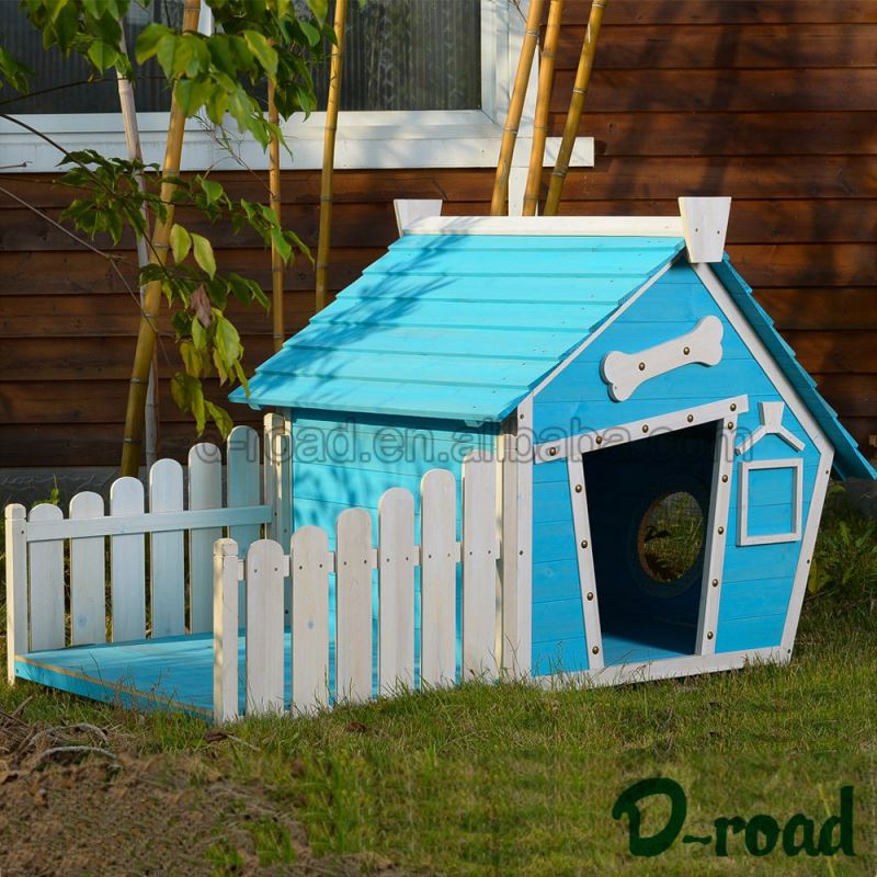 Low Cost Custom Color Outdoor Laurel View Waterproof Dog Kennel