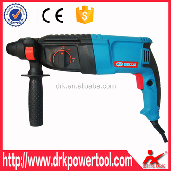800W 2015 Hot Sale China Manufacturer hand held rock cord drill multi tool