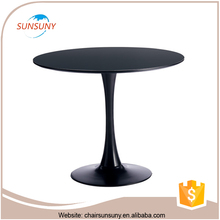 China top quality modern wholesale Plastic chair and table for wedding