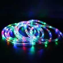 High quality 100 meters color changing led light swimming pool rope light