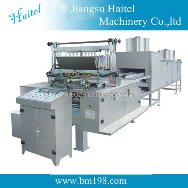 multi function automatic candy depositing food factory machine,double twist wrapping machine